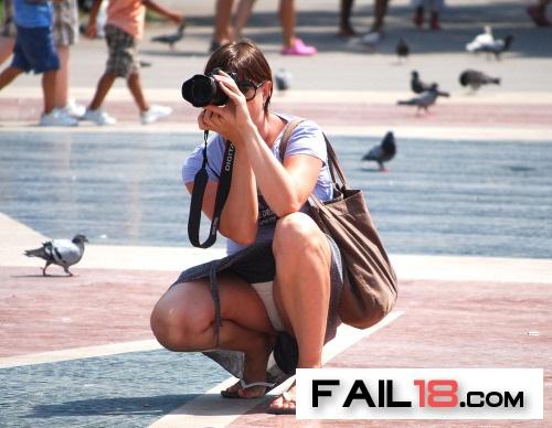 The wonderful world of photography?