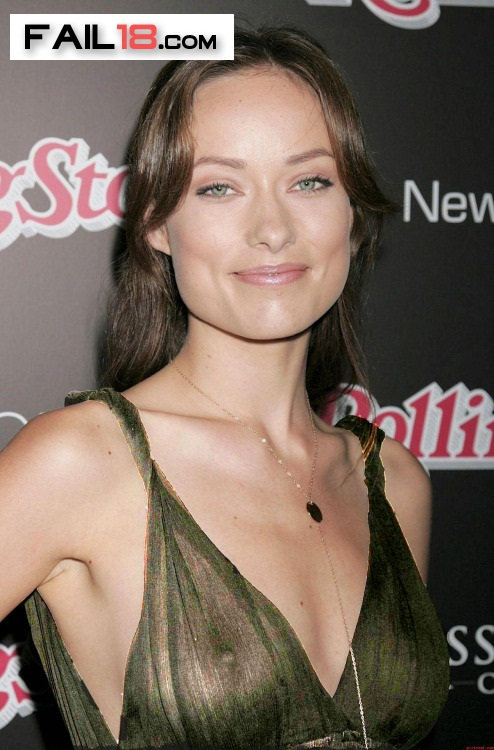 I think Olivia Wilde is so beautiful?and all the better when she
