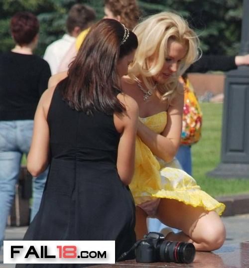 porn fail upskirt voyeur girls